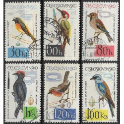 1401- 1406./6/, Lesní a zahradní ptactvo,o,