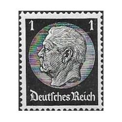 512.- Paul von Hindenburg ,**,