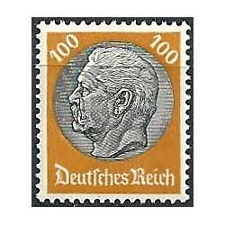 495.- Paul von Hindenburg ,**,