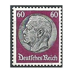 493.- Paul von Hindenburg ,**,
