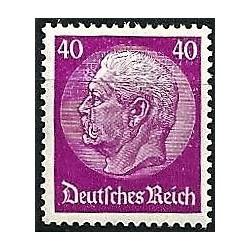 491.- Paul von Hindenburg ,**,