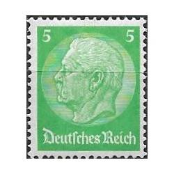 515.- Paul von Hindenburg ,**,