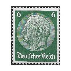 516.- Paul von Hindenburg ,**,