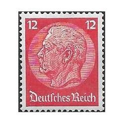 519.- Paul von Hindenburg ,**,