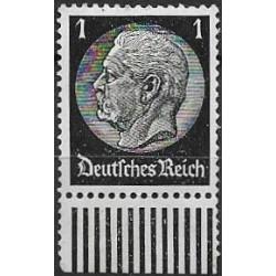 512.-,dkPA, Paul von Hindenburg ,**,