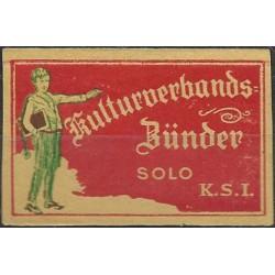 124. Kulturverbans Bender K.S.I.,,