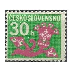D94.- Doplatní 1971 - 1972,**,