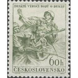 800-  10.výročí bojů u Dukly a Den čs.armády,**,
