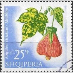 1146.- Albanie,o, květiny,