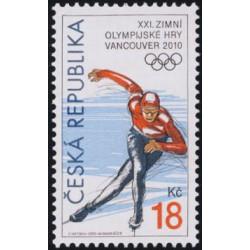 621. XXI.  OLYMPIJSKÉ HRY VANCOUVER 2010,**,