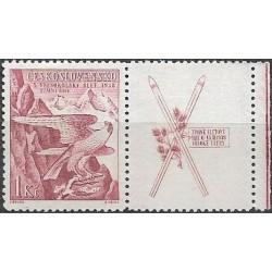 332-,KP, Zimní sletové sokolské hry,**,