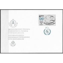 PT 1986 Mezinárodní výstava poštovních známek STOCKOHOLMIA 1986,