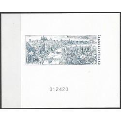 PT 19a Světová výstava poštovních známek PRAGA 1988,