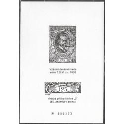 PT 1997, T.G.Masaryk,