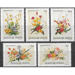 4019- 4023./5/, flóra- vazba květin,**,