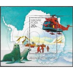 3913,Bl190, Antarktida,**,