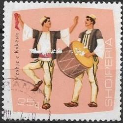 1179.- Albanie, kroje,o,