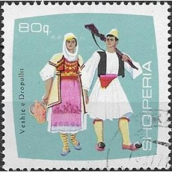 1183.- Albanie, kroje,o,