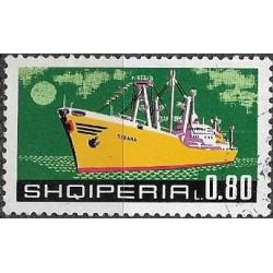 1567.- Albánie,o, loď,
