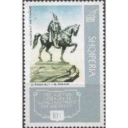 1239.- Albanie- jezdec,o,