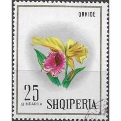 1279.- Albanie, květiny,o,