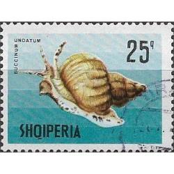 1301.- Albánie, mořští živočichové,o,