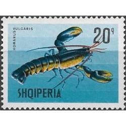 1300.- Albánie,, mořští živočichové,**,