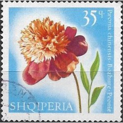 1147.- Albanie- květiny,o,