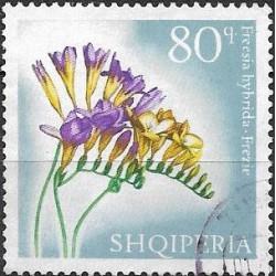 1149.- Albanie, květiny,o,
