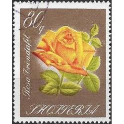 1159.-  Albanie, květiny,o,