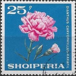 1249.- Albanie, karafiát,o,