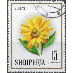 1277.-  Albanie, květiny,o,