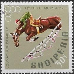 1309.- Albánie, XIX. olympiáda,o,