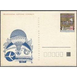 1977.176 Celostátní výstava poštovních známek- aerofilatelie Hradec Králové 1977,/*/,