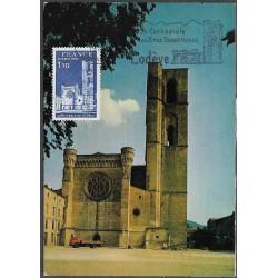 1999.  katedrála Lodève- Francie,/*/,