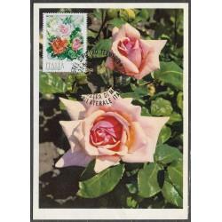 1747.- růže- Itálie,/*/,