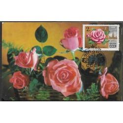 4723.- růže- SSSR,/*/,