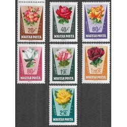1856- 1862./7/, FLÓRA- růže,**,