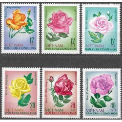 526- 531./6/, Flóra- růže,**,