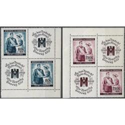 50- 51./2/,VK-20,rohy, Německý červený kříž I,**,