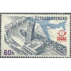 L80.- Světová výstava poštovních známek PRAGA 1978,**,