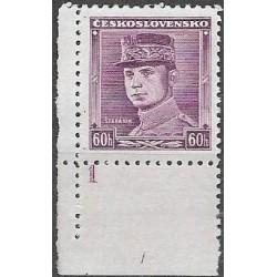 302.- ,Dč1, Portréty- M.R.Štefánik,**,