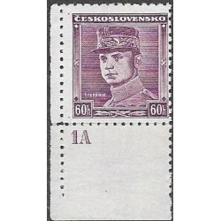 302.- ,Dč1A, Portréty- M.R.Štefánik,**,