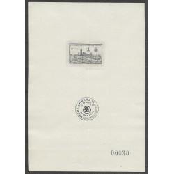 I. výstava poštovních známek 1951,o-,