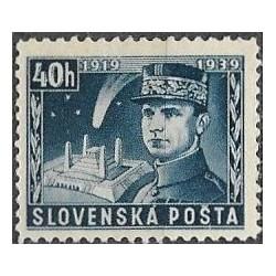 42a, I., Generál Milan Rastislav Štefanik,**,