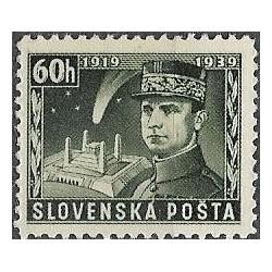 42b, II., Generál Milan Rastislav Štefanik,**,