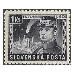 42c, III., Generál Milan Rastislav Štefanik,**,