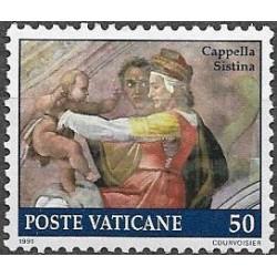 1023.- restaurování Sixtinské kaple,**,