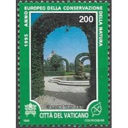 1145.- Evropský rok zahrad,**,