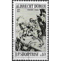 1480.- Albánie- umění,o,